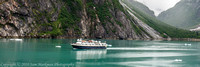 National Geographic Tour boat, Sea Lion, in Tracy Arm Fjord