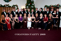 Colonies Party - 12/12/2009