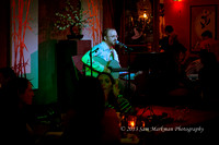 Timothy Cooney's debut performance at the Cultured Pearl, Rehoboth Beach