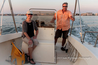 Chuck Seaman takes us out for a sunset adventure on Rehoboth & Indian River Bays