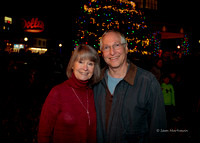 Rehoboth Beach 2015 Tree Lighting