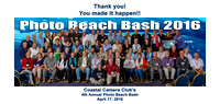 2016 Beach Bash Group Photograph
