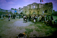 Scenes from Price of Freedom movie about The Alamo