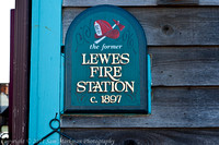 former Lewes Fire Station c. 1897