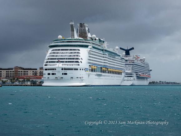 Sam Markman Photography Aruba January Adventure Of - Cruise ships in aruba