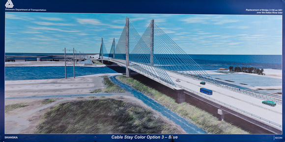 Rendering of finished bridge