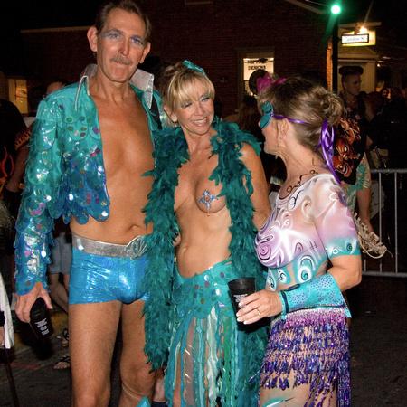 Fantasy fest breast 2012 3 - 1 3