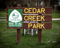 Prom Pictures at Cedar Creek Park