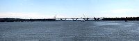 Woodrow Wilson Bridge Panorama